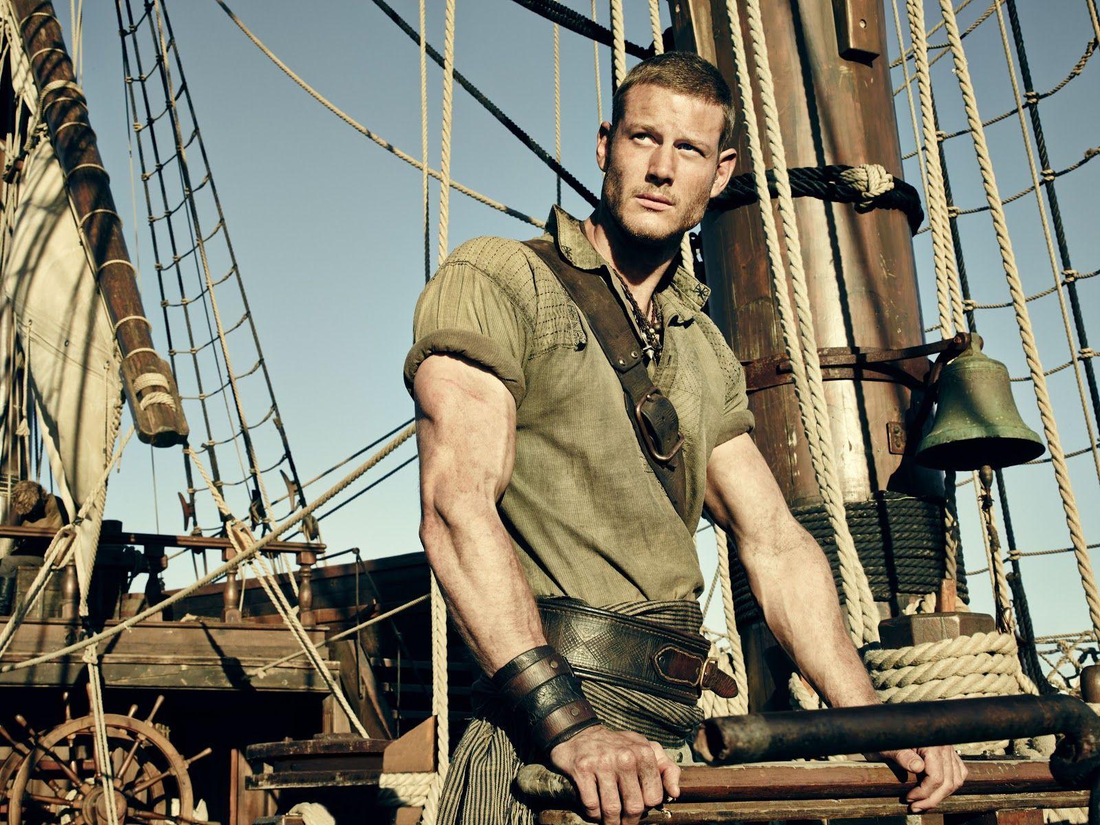 Black sails s3 pirate captain flint leather coat - Black Sails Billy Bones Google Search