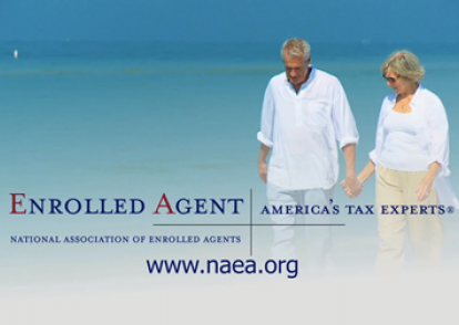 An Enrolled Agent is a licensed tax professional that are