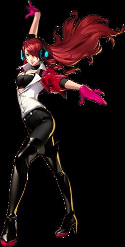 Persona 3 kvinnlig protagonisten dating