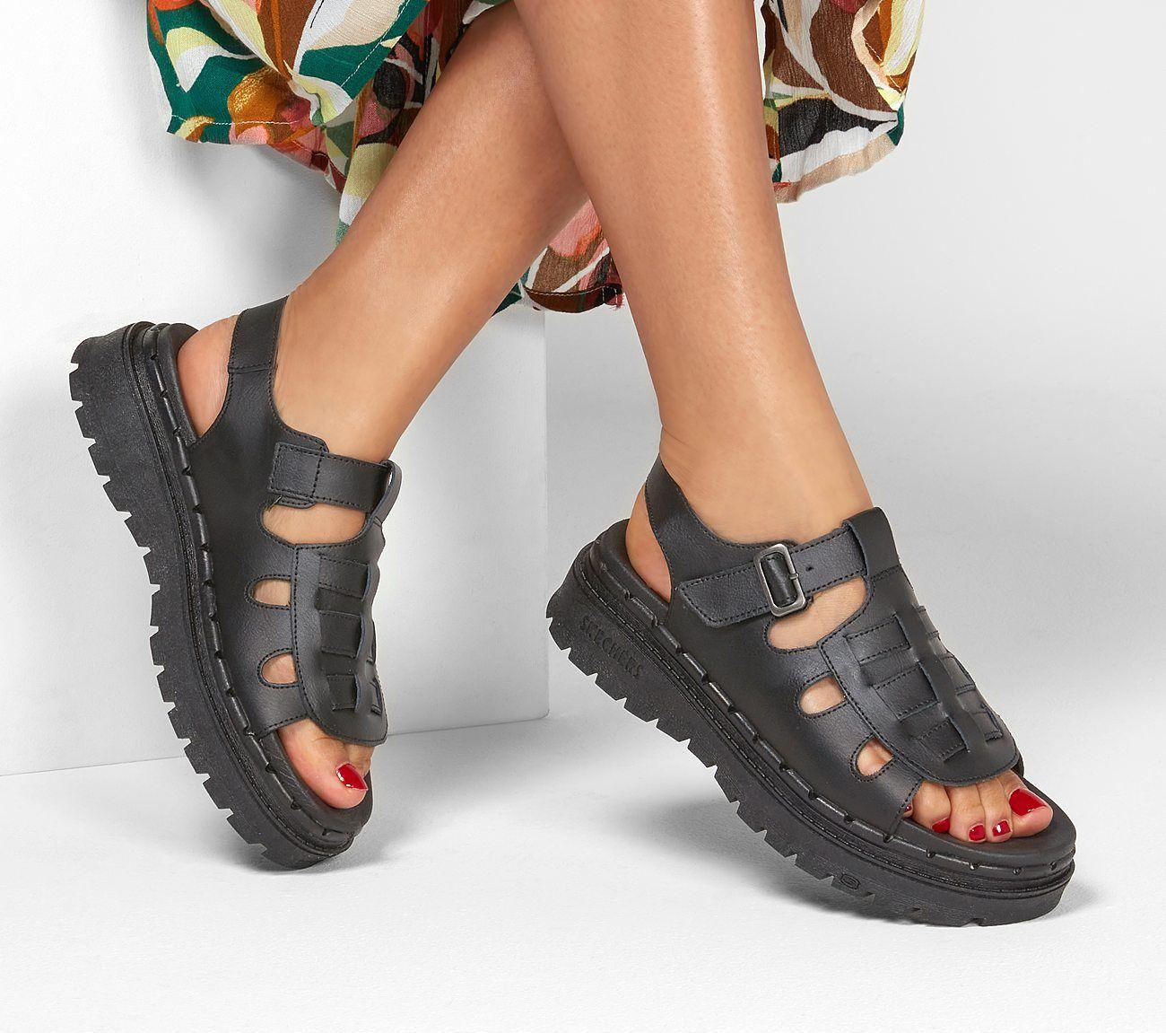 shoes, Strap heels