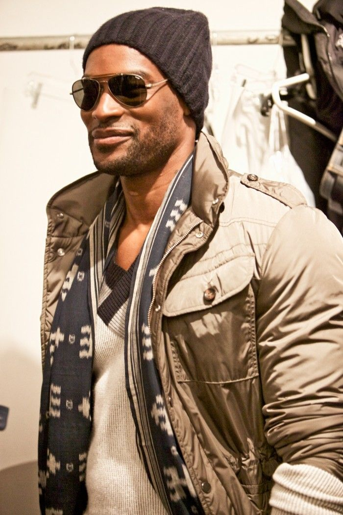 Tyson Beckford when it's cool outside too! | The look for ...