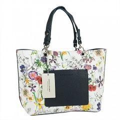 David Jones Torebka Shopper W Kolorowe Kwiaty Tote Bag Diaper Bag Ted Baker Icon Bag