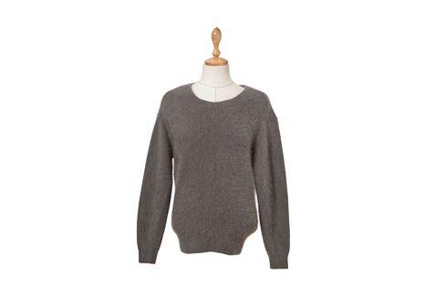 Basic Angora Sweater