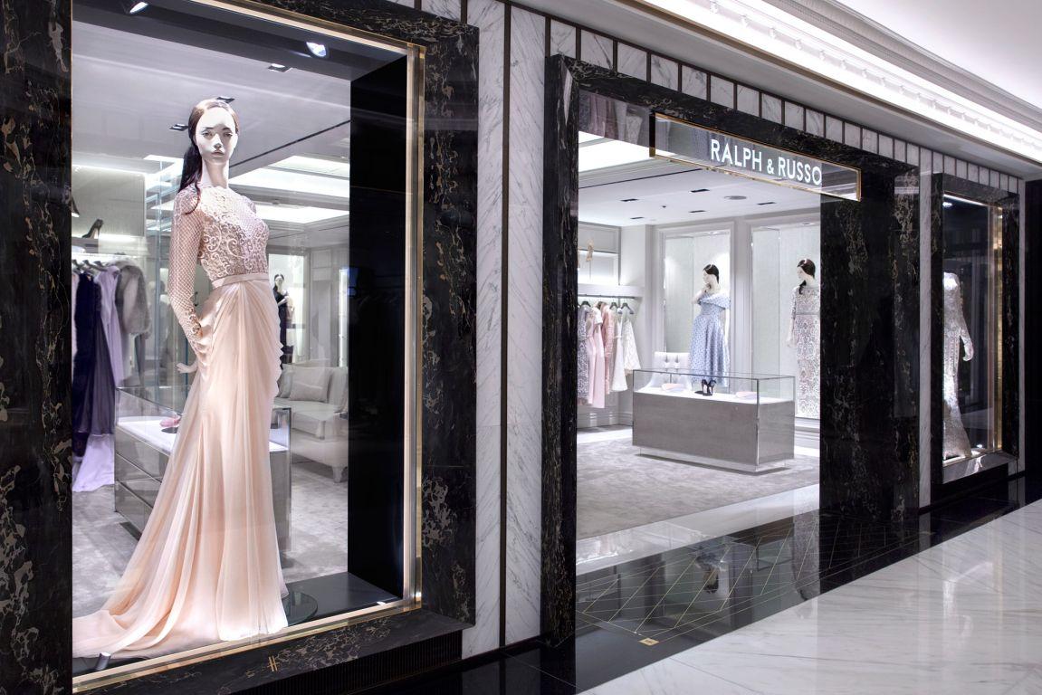 Mobili Russo ~ Ralph russo harrods boutique ralph russo