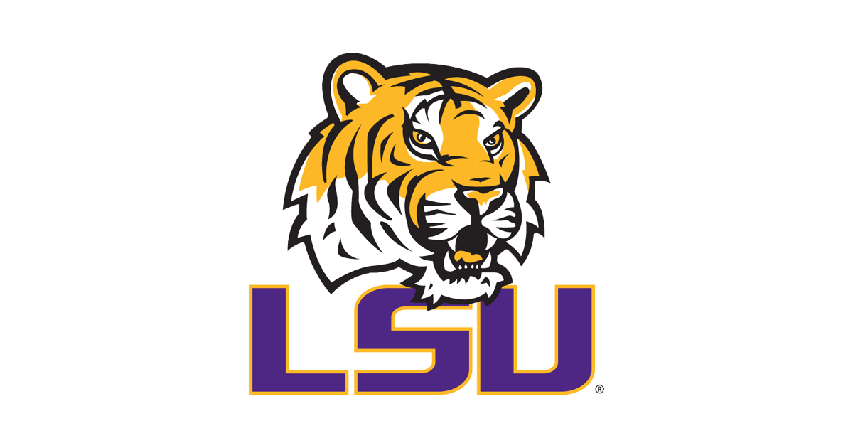 2018 Lsu Football Schedule Lsu Tigers Logo Lsu Tigers Football Lsu Football