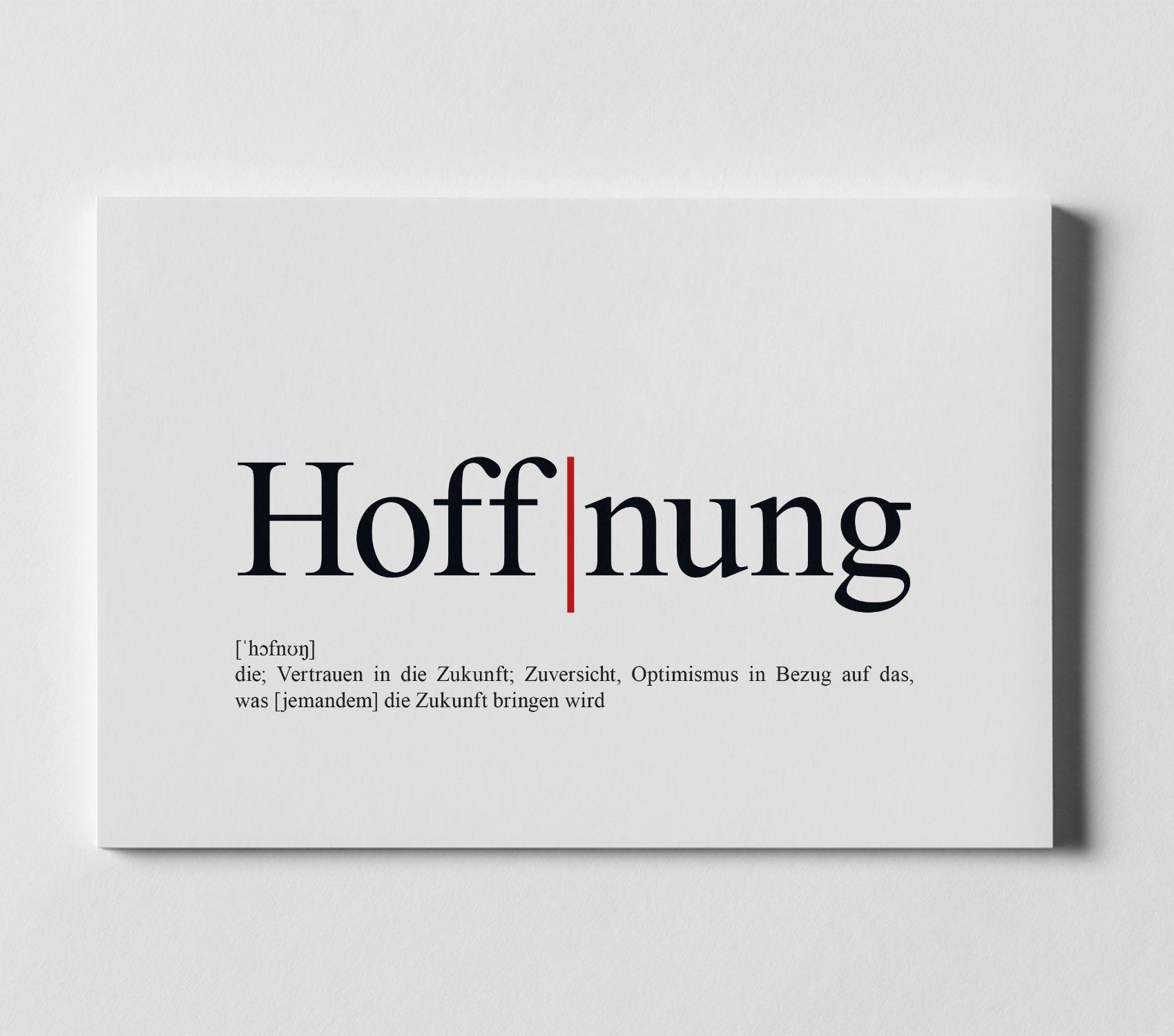 Weisse Minimalistische Postkarte Aus Umweltschonendem Material