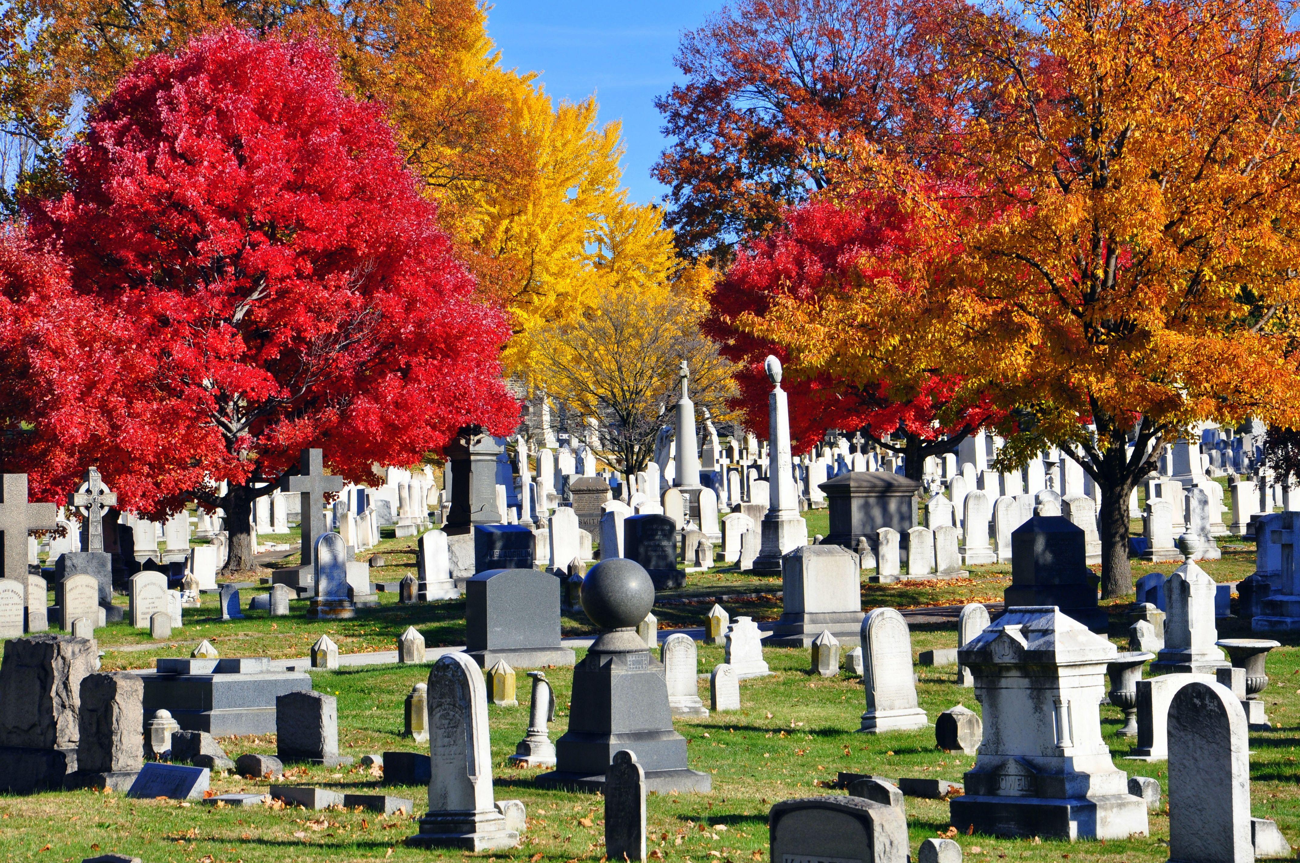 Greenmount Cemetery, Baltimore Cemeteries photography