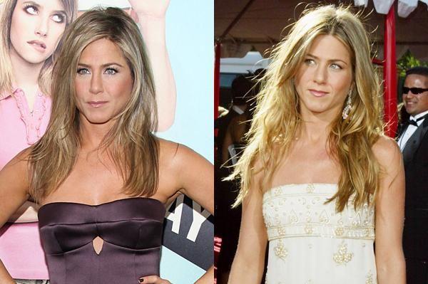 Sabe qual a diferença entre essas 2 fotos da Jennifer Aniston? A resposta é: 10 anos de idade!! Sim, por incrível que pareça a da esquerda é de 2014 e a da direita é de 2004!  Ela e outras 19 #celebs beberam na fonte da juventude e simplesmente não envelhecem! Vem ver >> http://goo.gl/5kFAa6  É incrível e eu preciso saber o segredo!!  #celebridades #beauty #woman #IY