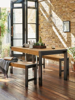 Buy Hudson Bench Set From The Next Uk Online Shop Dining