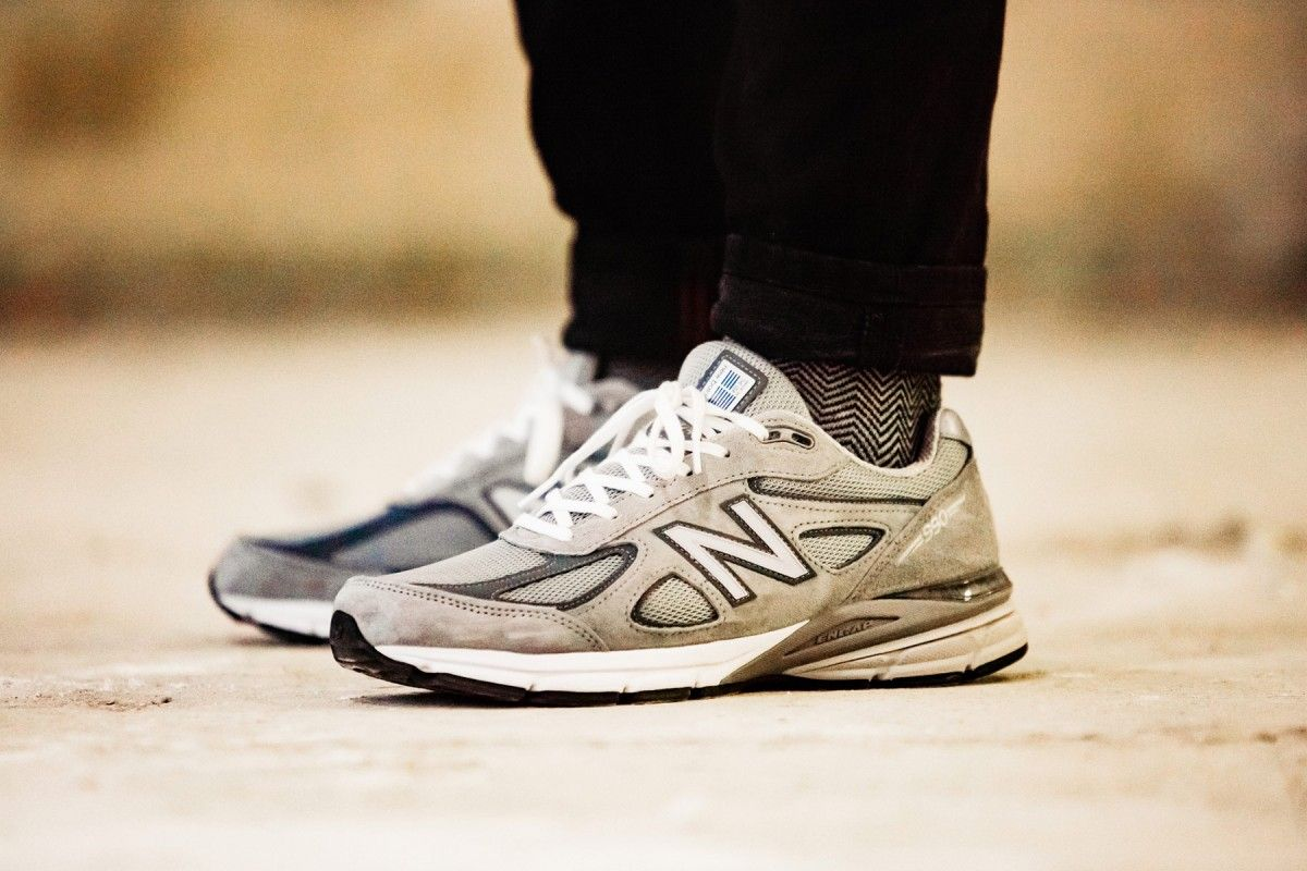 newest collection 9ffbc 04f94 The History of the New Balance 990 | •KOTD♤• | New balance ...