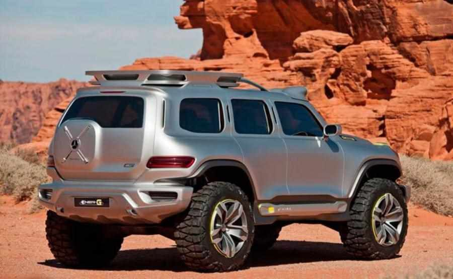 Mercedes G Class 2019 2020 With Images Mercedes Concept