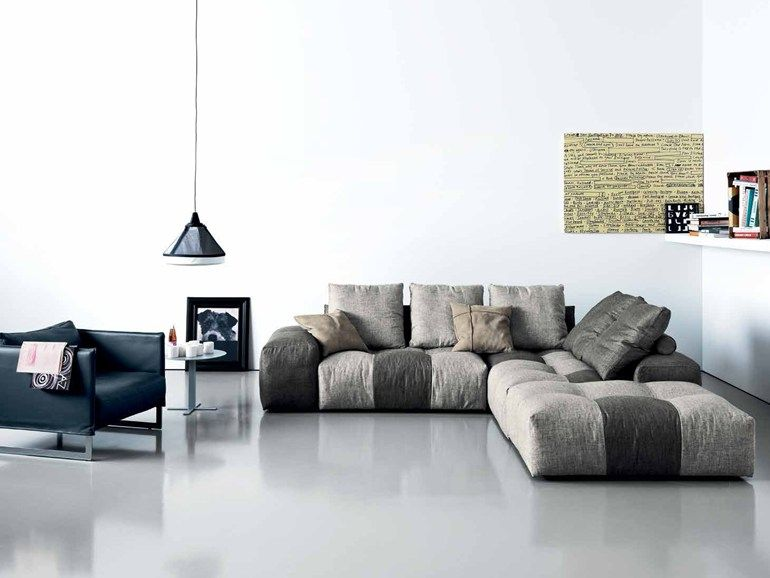 pixel sofa with chaise longue by saba italia design sergio bicego home deco pinterest. Black Bedroom Furniture Sets. Home Design Ideas