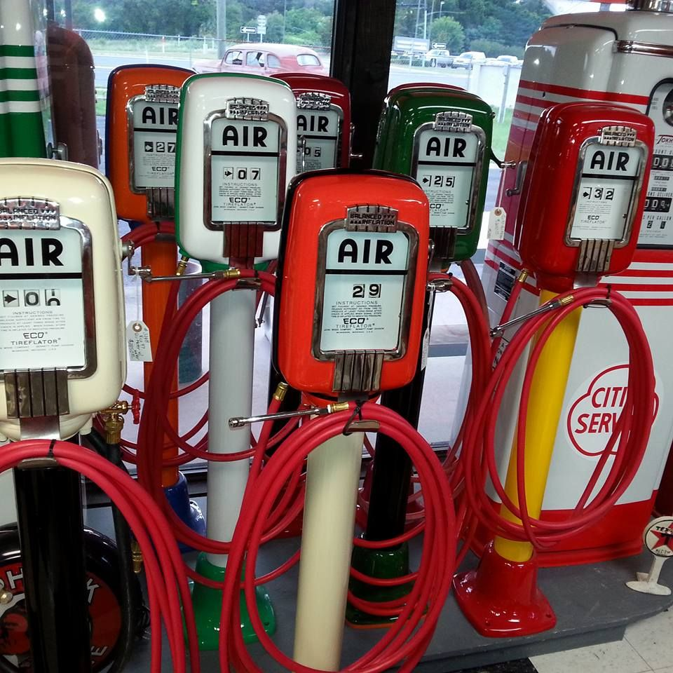 ECO's & Petroliana image by Kevin Crowhurst Vintage gas