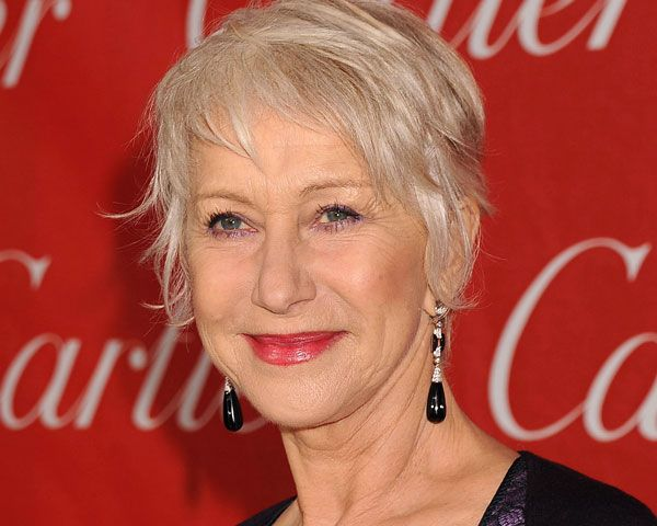 Helen Mirren Hairstyle 30 Awe