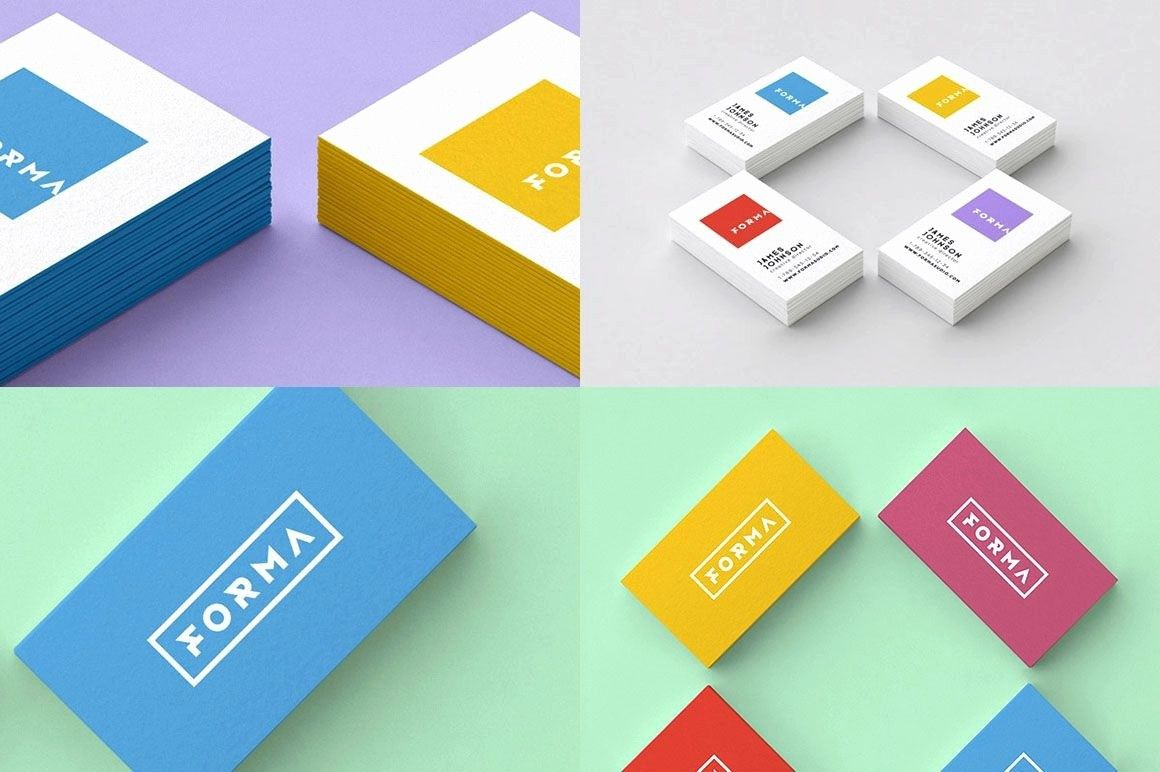 30 Awesome Business Card Tool Free Business Cards Template