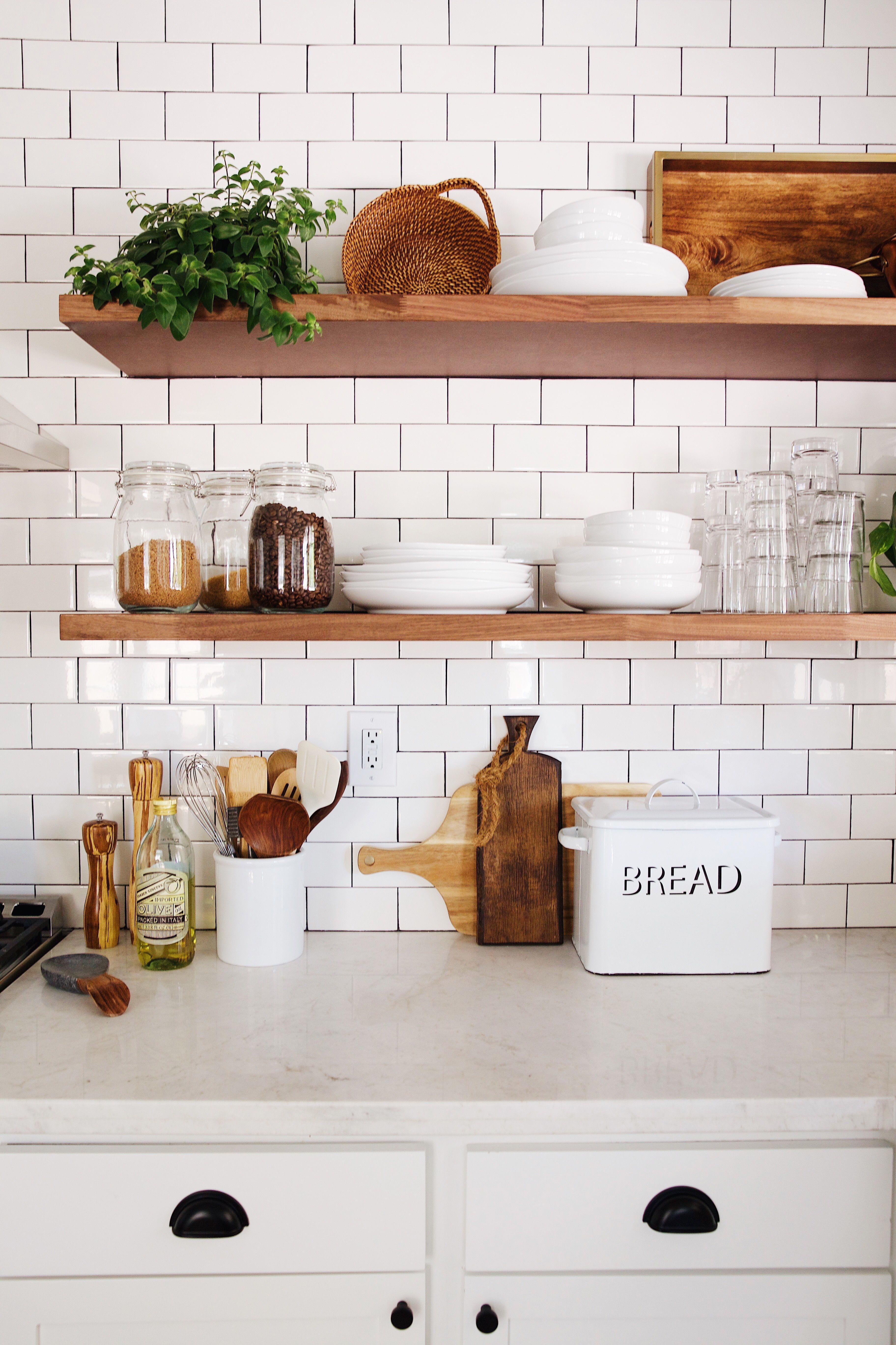 Our Kitchen The Reveal kitchen Pinterest