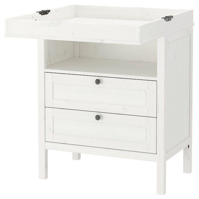 Sundvik Table A Langer Commode Blanc Ikea Table A Langer Commode Table A Langer Table A Langer Pour Bebe
