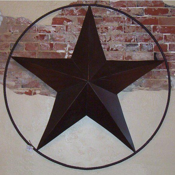 30 00 24 Rustic Metal Star