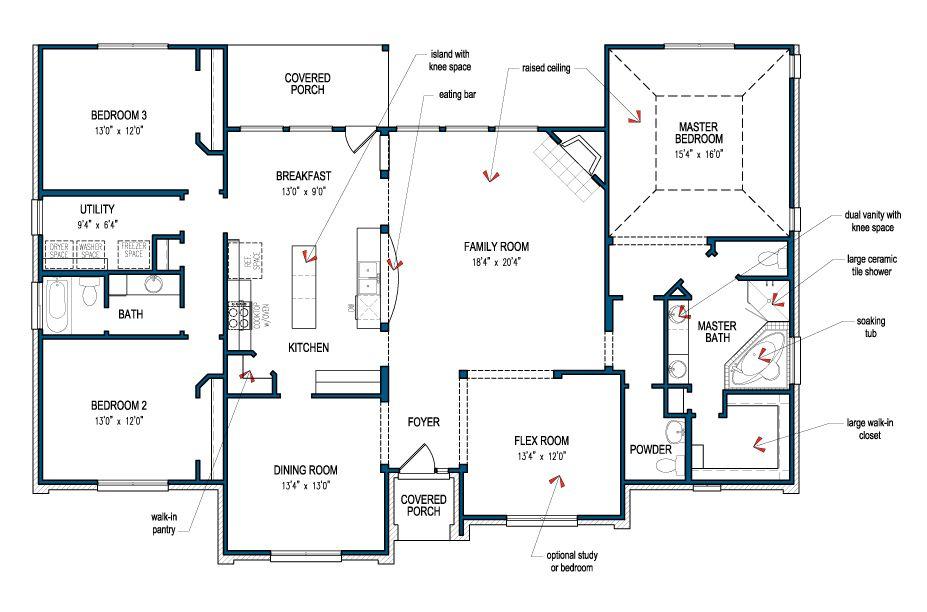 Brisco Floor Plans House Floor Plans House Plans
