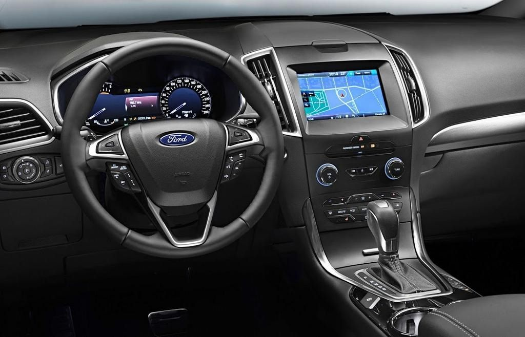Ford S Max Interior Ford New Sports Cars Lincoln Cars