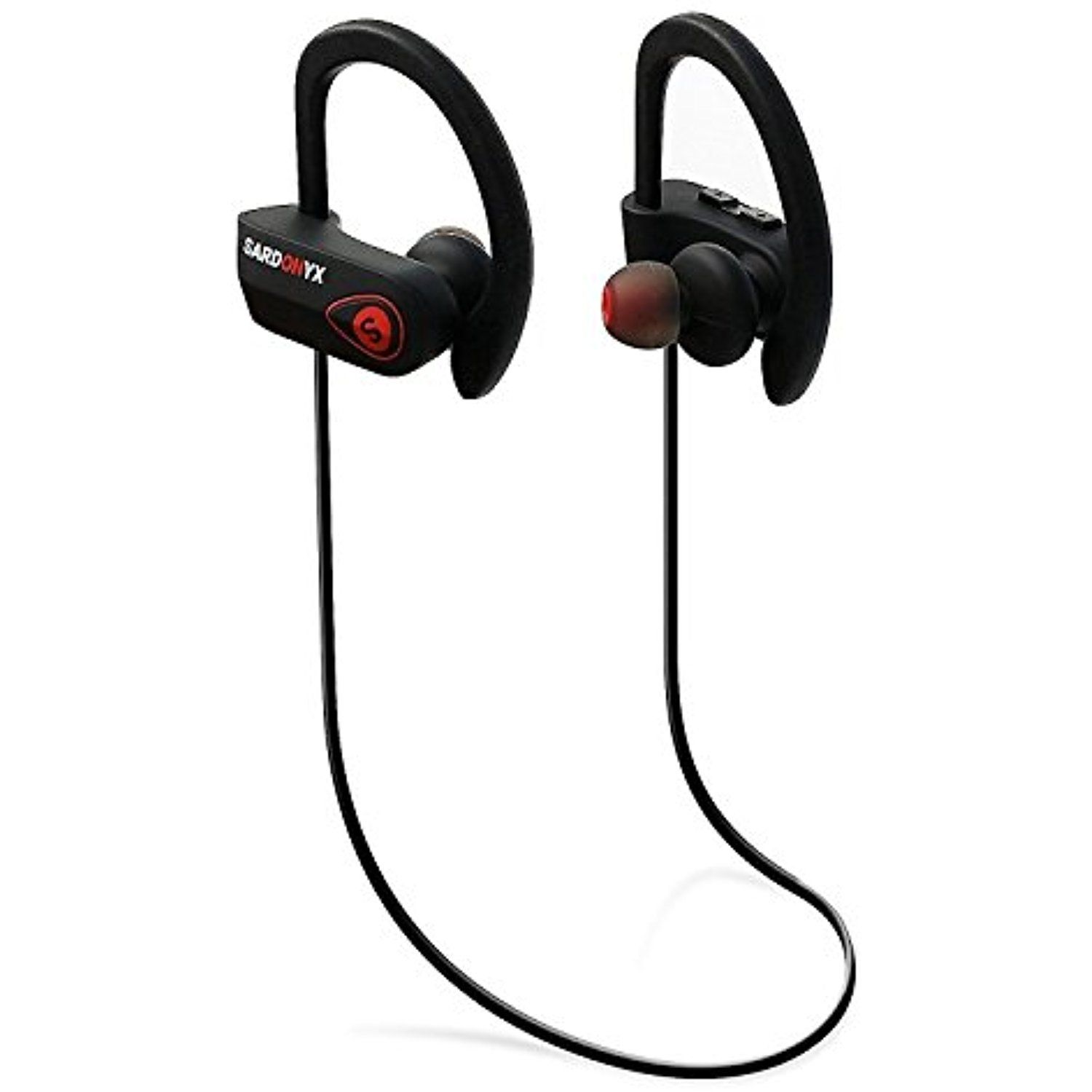 Sardonyx Sx 918 Bluetooth Headphones Best Wireless Sport Earphones Noise Cancelling Ipx7 Waterproof Hd Stereo Headset W Headphones Earbuds Wireless Headphones