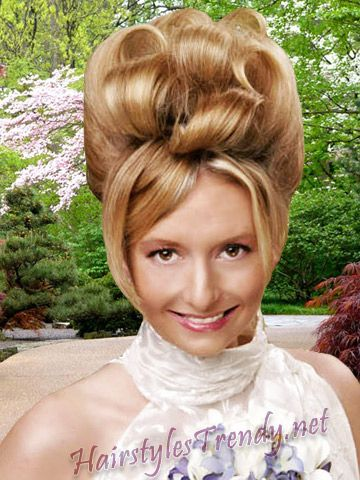 Hairstyles For A Summer Wedding : Updo hairstyles for summer wedding.jpg 360×480 hhhhair pinterest