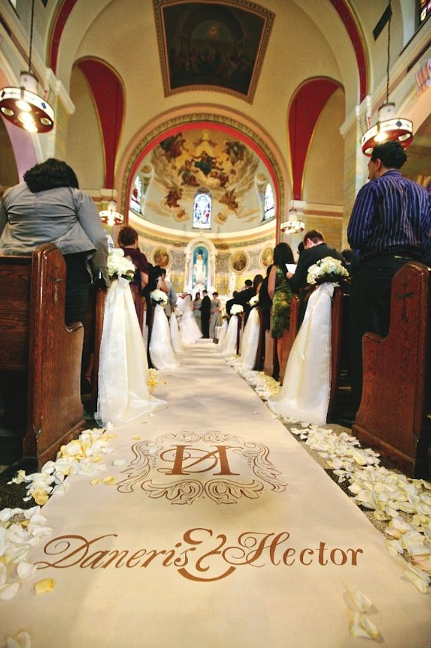The Mive Impact Of Customized Aisle Runners