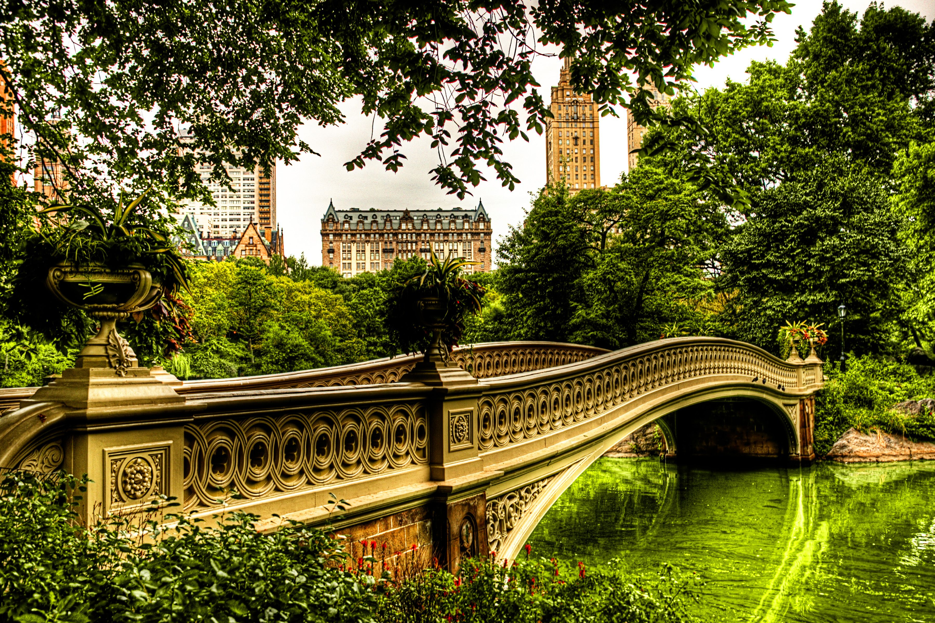 The Bow Bridge Is My Favorite Bridge In Central Park NYC One Of - Nyc map oasis