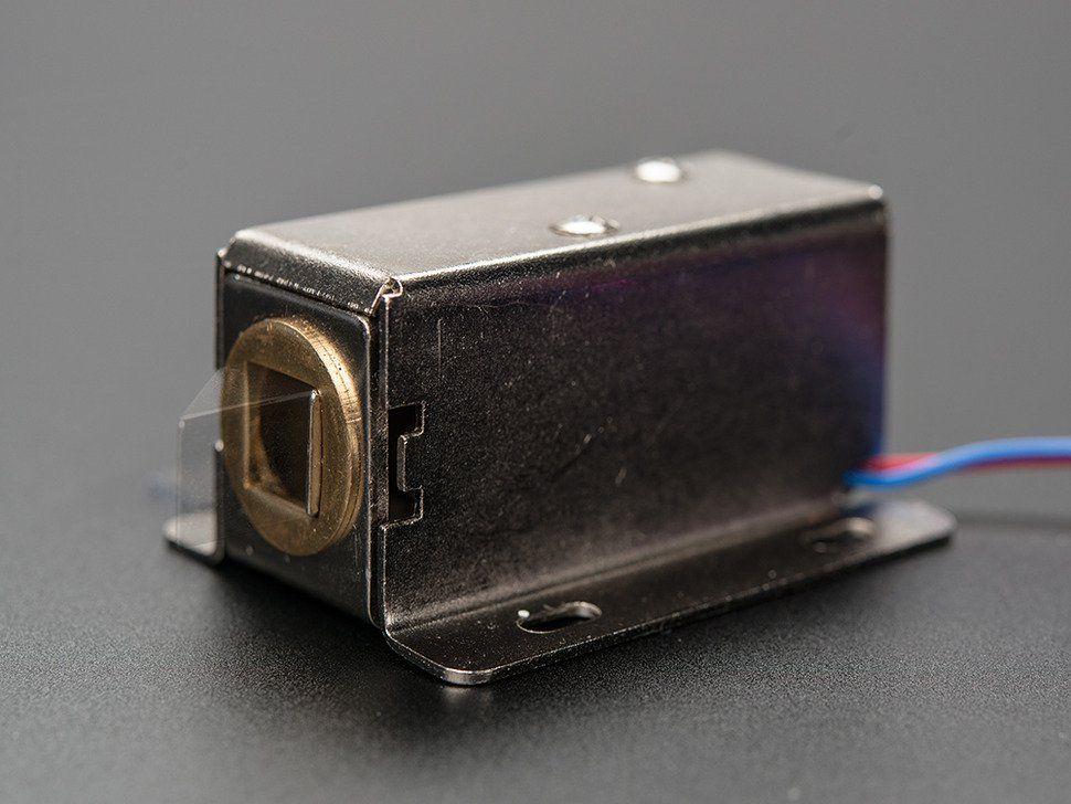 Lock Style Solenoid 12vdc Lock Style Electronic Lock Diy Electronics