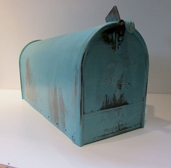 patina hinges copper verde patina metal mailbox xlge size by vtcreativeworks