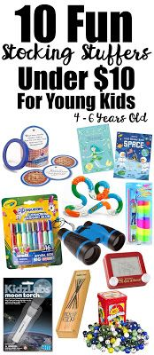 Love, Joleen: 10 Fun Stocking Stuffers Under $10 for Young ...