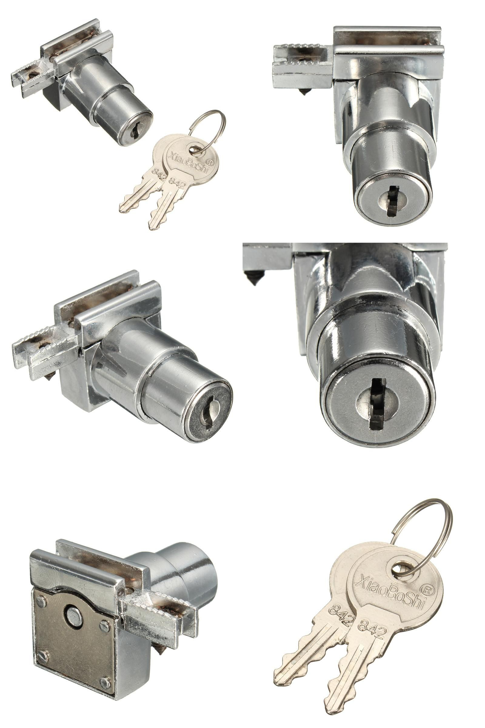 Visit To Buy Plunger Push Lock With 2 Key For Sliding Glass Door Showcase Lock Furniture Cabinet Lock 5mm Sliding Glass Door Cabinet Furniture Cabinet Locks