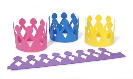 Foam Crown 1 Ct Crown