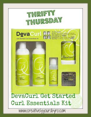 DevaCurl Get Started Curl Essentials Kit    $37.95 #NaturalHair