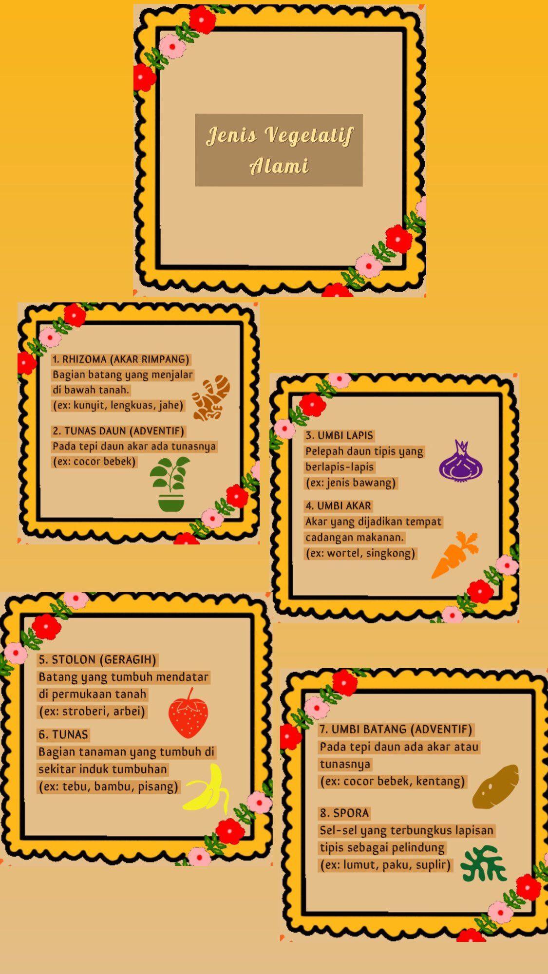 Bakal Tumbuhan Suplir : bakal, tumbuhan, suplir, 🌱JENIS, VEGETATIF, ALAMI🌱], Kunyit,, Makanan,, Jenis