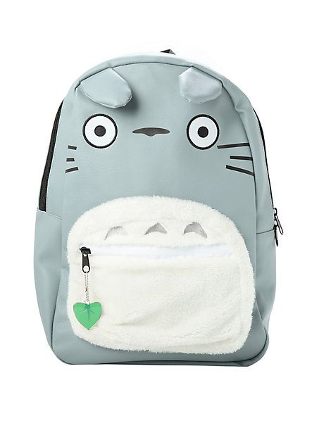 Studio Ghibli My Neighbor Totoro Character Backpack  77f9909a141