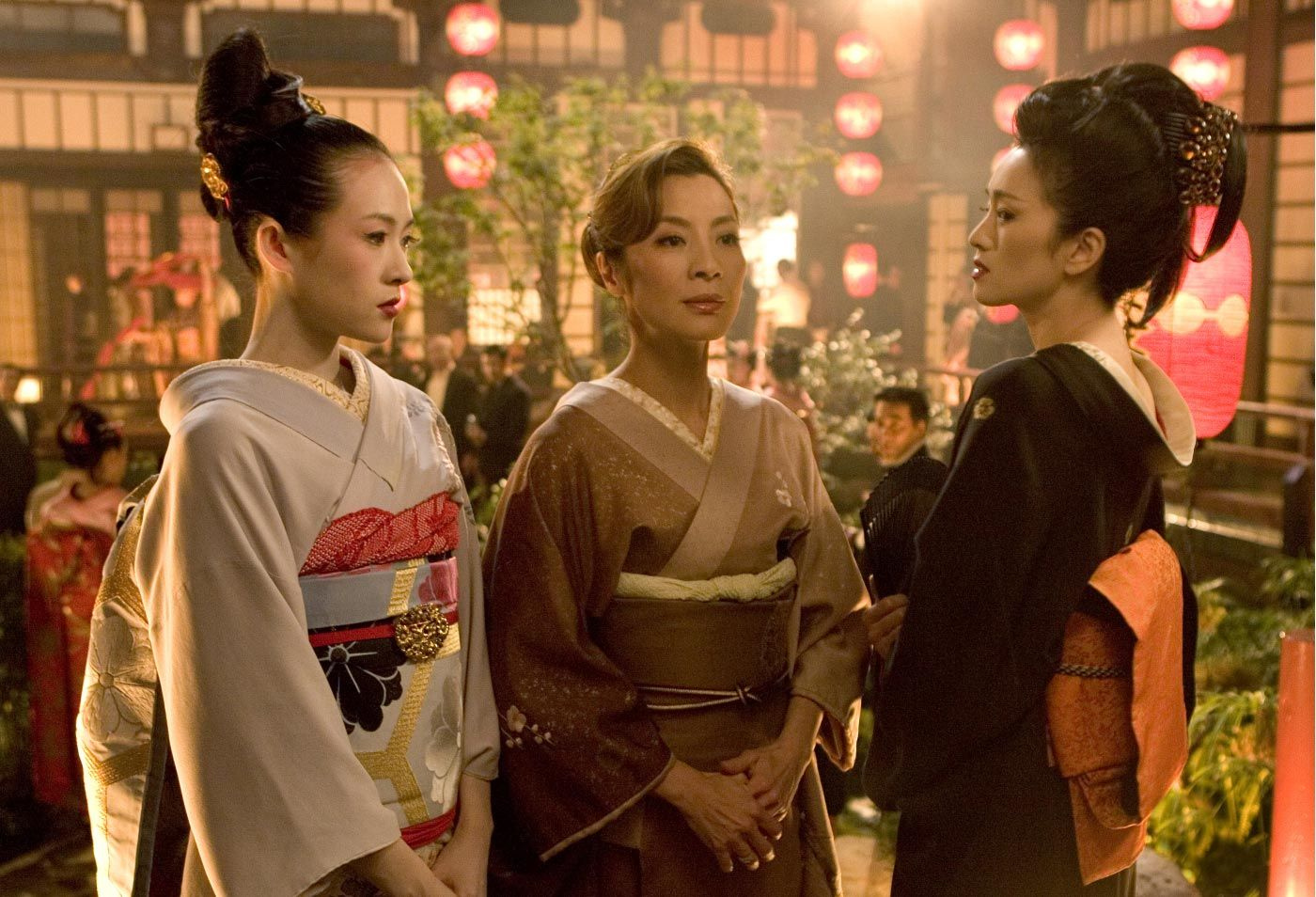 Memoirs of a geisha mameha