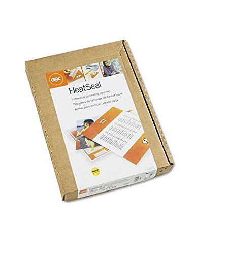 Swingline - HeatSeal LongLife Premium Laminating Pouches, 5 mil, 11