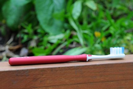 Finally, A Toothbrush Uncle Sam And Mother Nature Can Agree On | TechCrunch