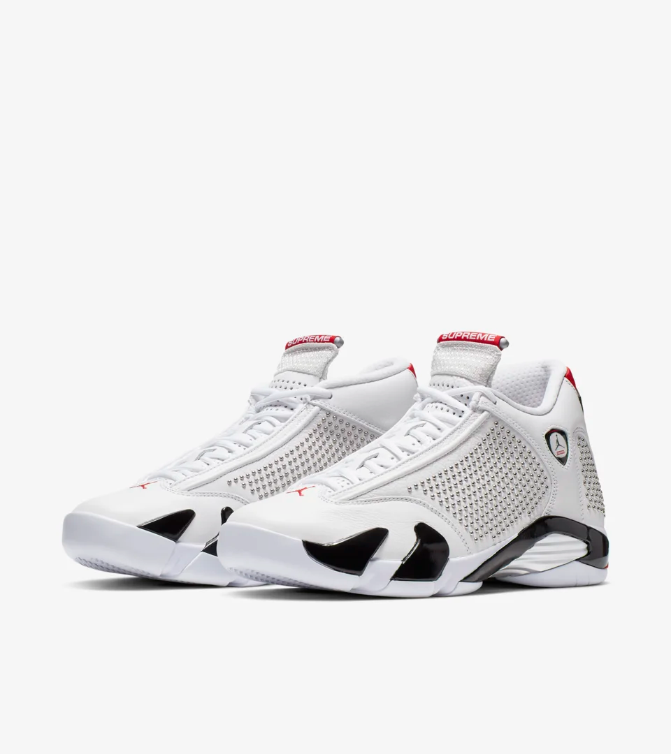 newest collection df161 dbc6a Air Jordan XIV (14) Retro 'Supreme' -Release Date: Wednesday ...