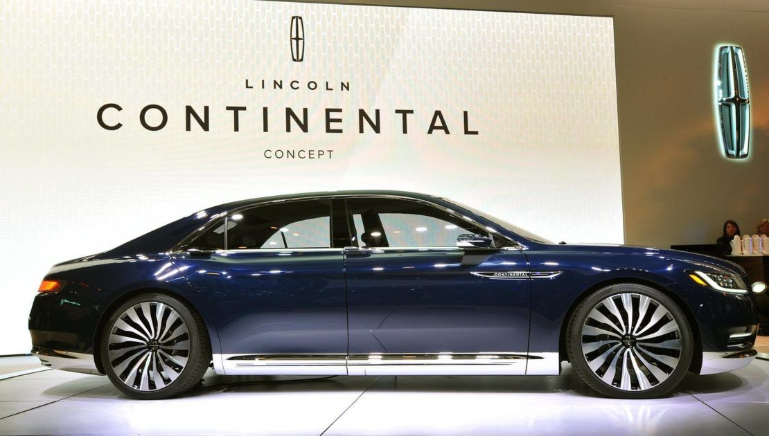 2018 Lincoln Continental Convertible Car Review Intended For 2019 Town