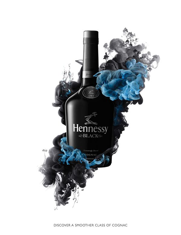 Giles Revel + Hennessy on Behance