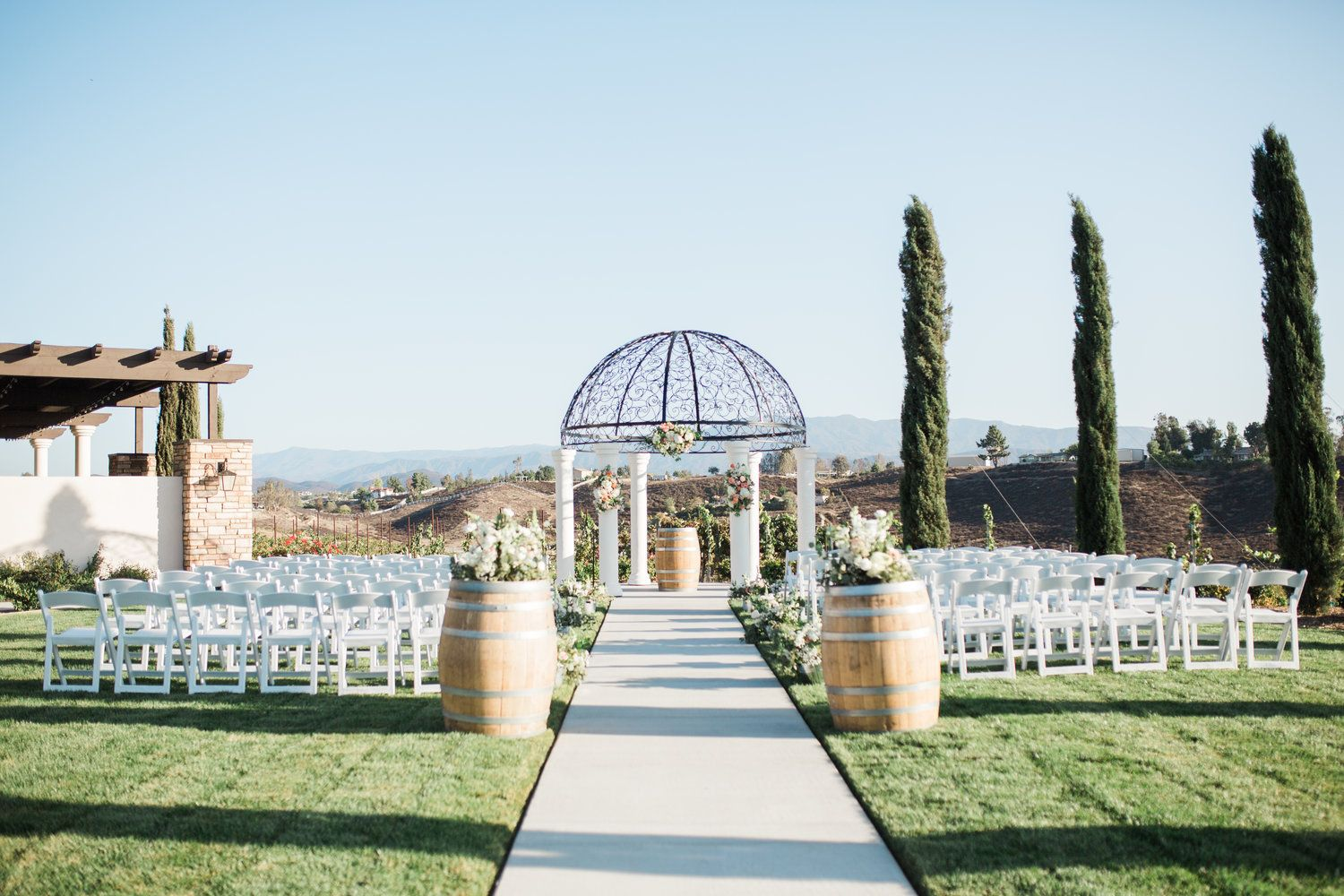 Heather Anderson Photography Avensole Winery Weddings