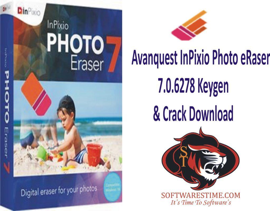 INPIXIO PHOTO ERASER 6.0 GRATUIT