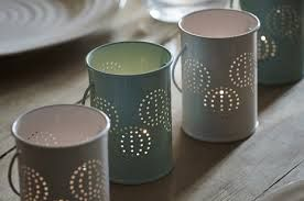 Image result for Sophie Conran Gardener's Gubbins Pots in Blue by Burgon Ball