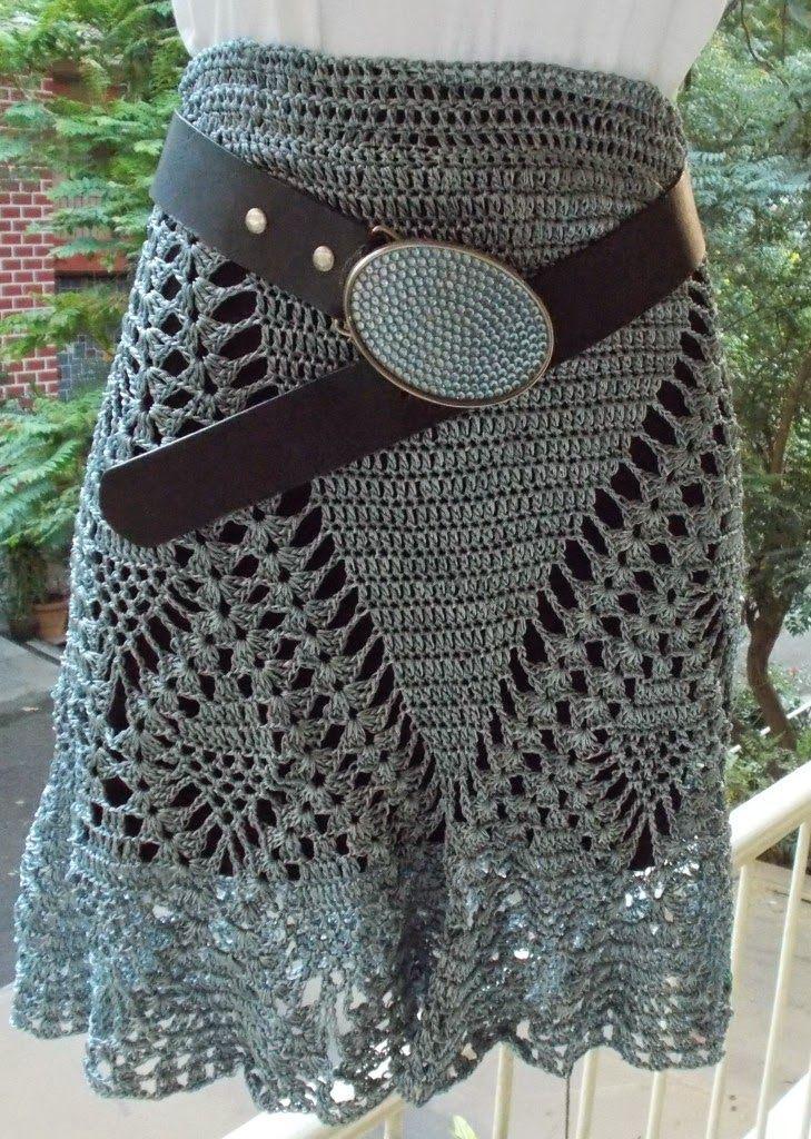 Free Crochet Top Pattern Free Crochet Skirt Pattern Crochet