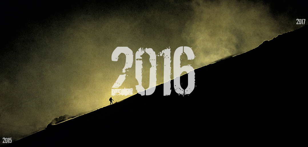Challenges and Accomplishments: 2015 in Review, 2016 in Focus