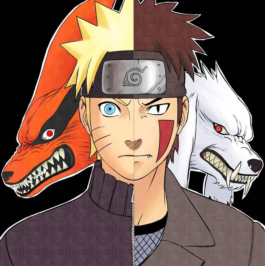 The Fox and The Dog (Naruto/Kiba) by Animes boruto