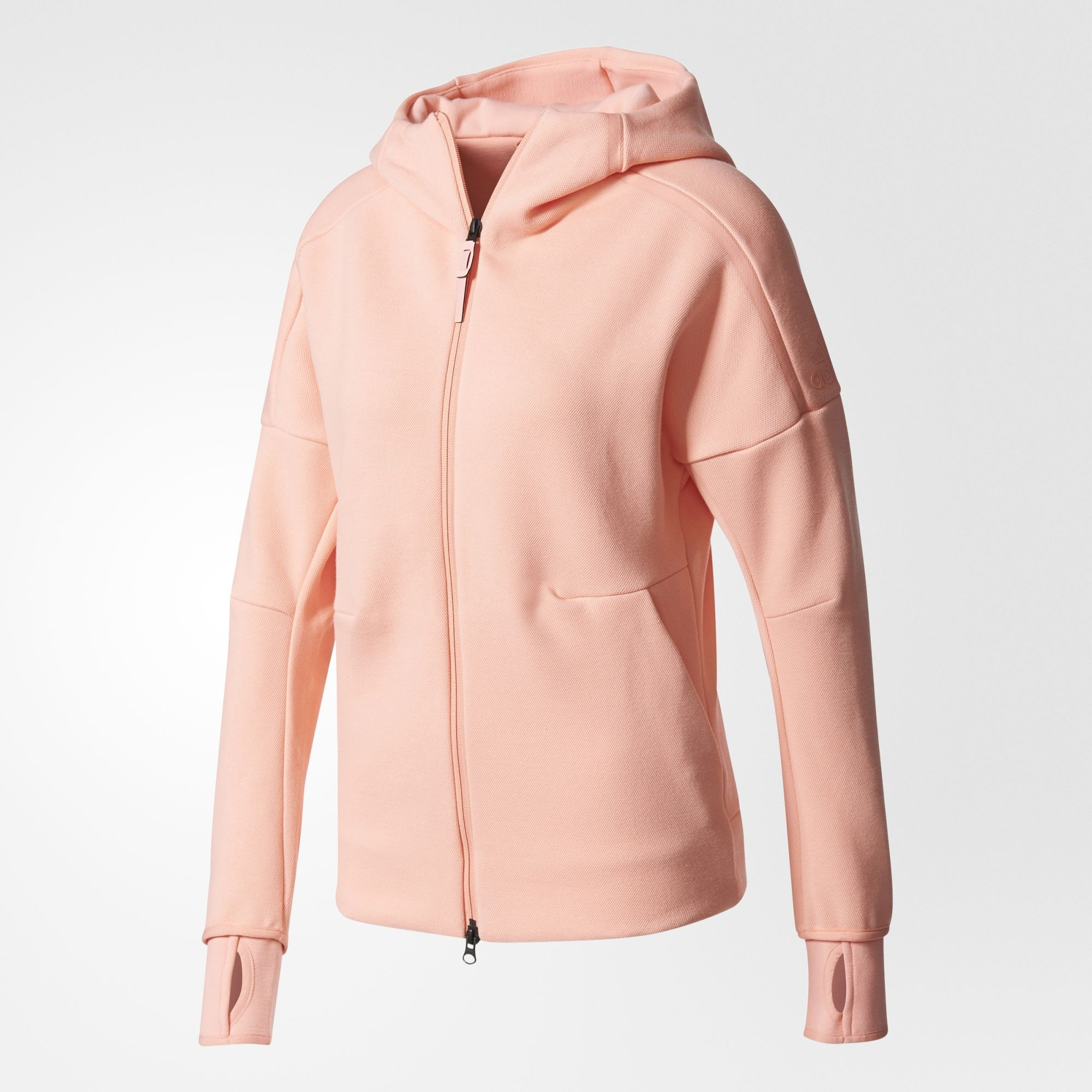 giacca felpa adidas donna