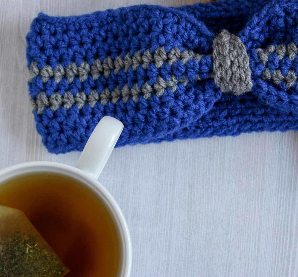 Hogwarts House Crochet Ear Warmer | crochet hats and head wear ...